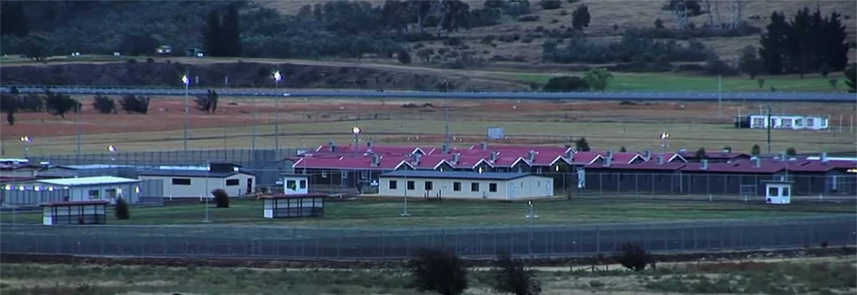 Tasmanian detention centre