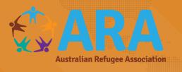 Australian Refugee Association logo