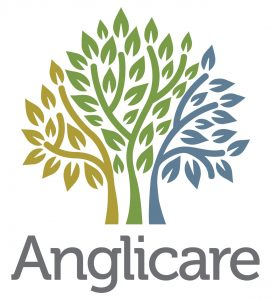 Anglicare logo with tree image