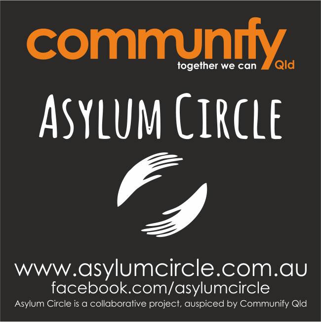 Community and Asylum Circle logo