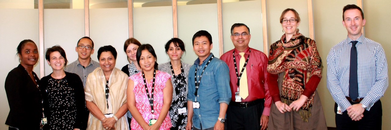 Group photo of Participants in the Employment Law Project. Photo courtesy of Footscray CLC