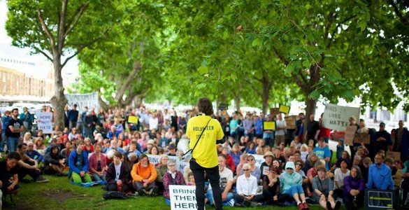 A platform for change: Reforming Australian refugee policy