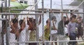 Men in Manus Island regional processing centre