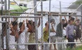 Men in Manus Island regional processing centre