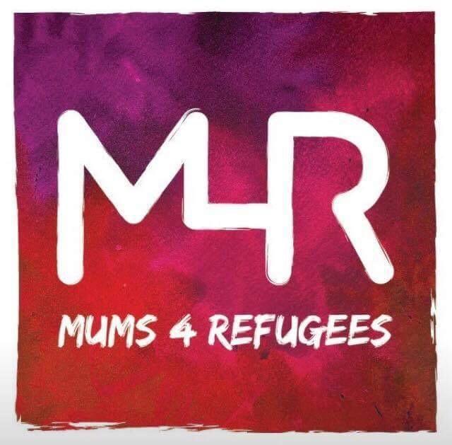 Mums for Refugees logo