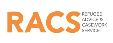 RACS logo Refugee Advice & Casework Service