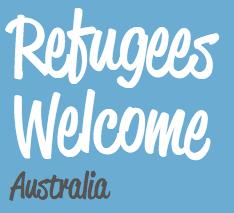 Refugees Welcome Australia logo