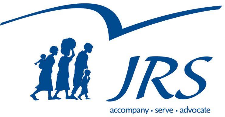 Jesuit Refugeee Service logo
