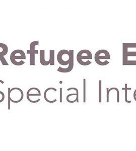 Refugee Education Special Interest logo