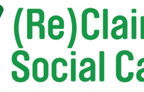 Reclaiming social capital logo
