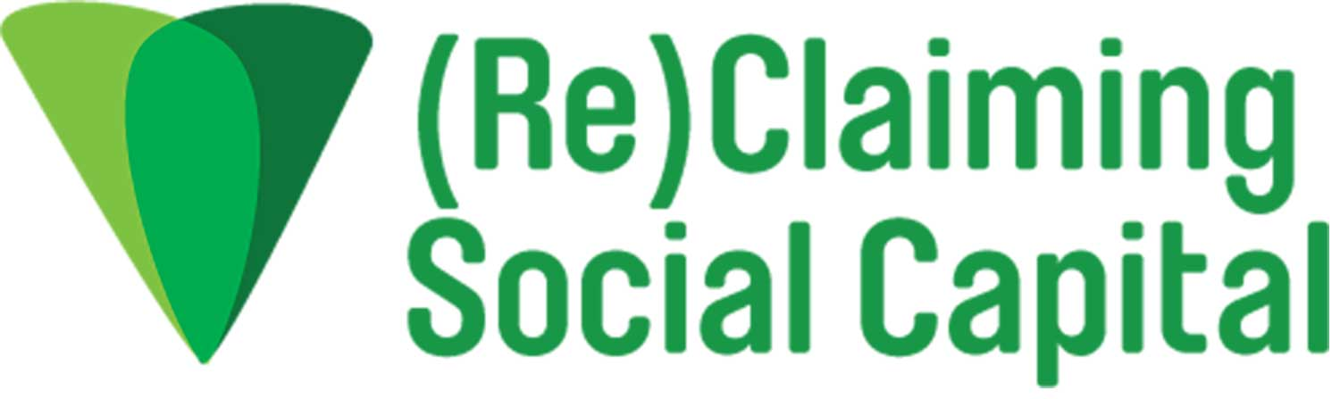 Reclaiming social capital logo