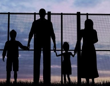 Family separation and family reunion for refugees: The issues