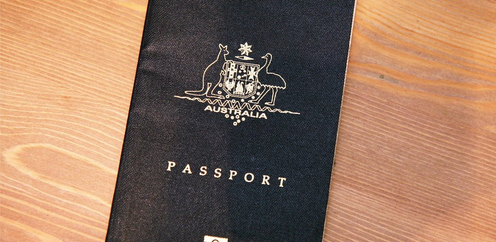 Travel warning for refugees with pending citizenship or visa applications