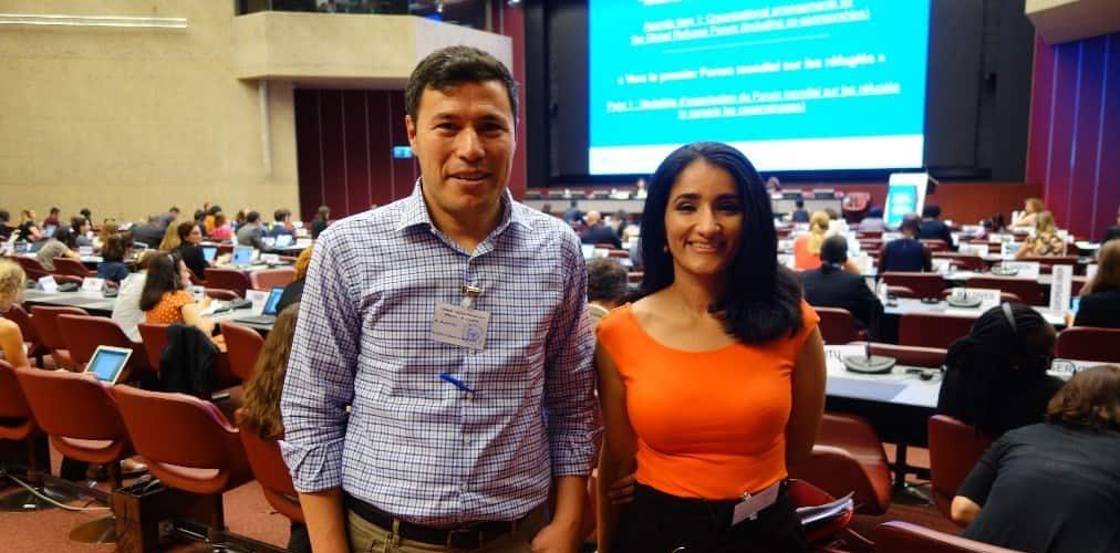 Momentum builds as UNHCR plans first global refugee forum