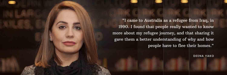 Deena quote